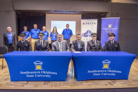 Delta launches new Propel College Career Path  partnership with Southeastern Oklahoma State University