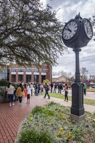 For the second year in a row, Southeastern's fall enrollment has surpassed 5,000 students.